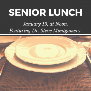 Senior Adult Lunch